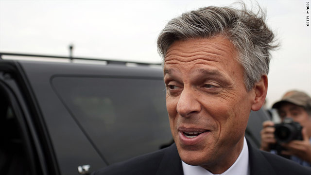 My Take: For Huntsman, a little faith could go a long way