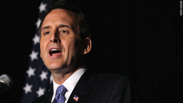 Pawlenty: Obama has 'failed' in the Middle East