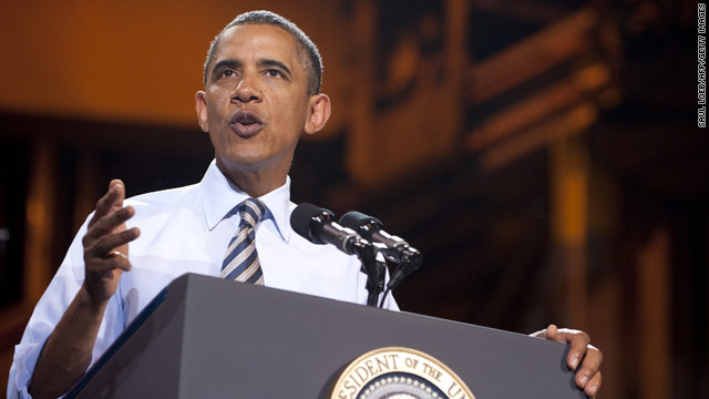 Obama touts manufacturing rebound in Iowa visit