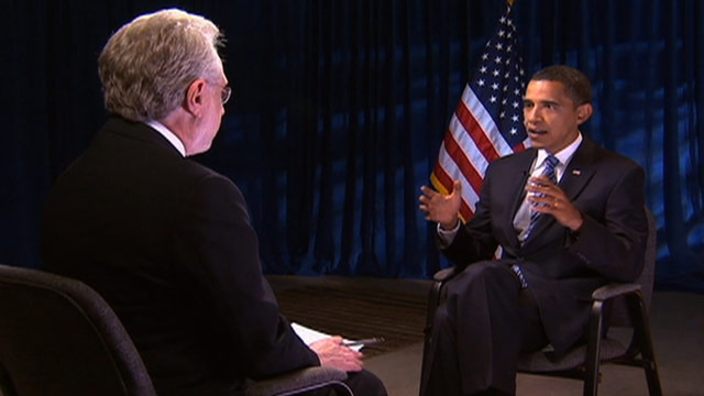 BLITZER'S BLOG: Has Obama lived up to his 2008 priorities?