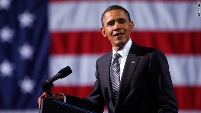Obama's record-breaking campaign haul