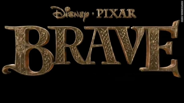 Pixar unveils 'Brave' with teaser trailer