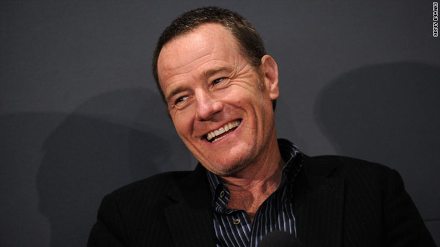 Bryan Cranston on his sexy 'Crowne' scene with Julia Roberts