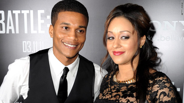 Tia Mowry welcomes a baby boy