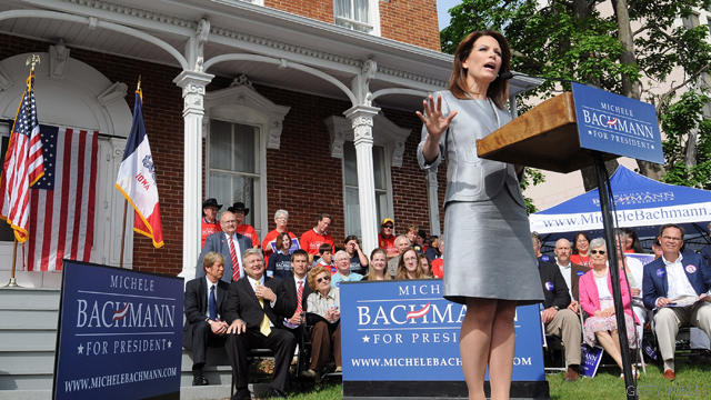Bachmann: I'm scholarly