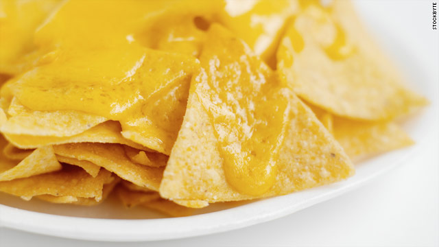 Box lunch: Nacho cheese and TV restaurants
