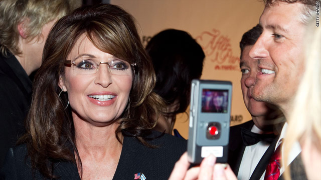 Palin says she's still thinking about whether to run in 2012
