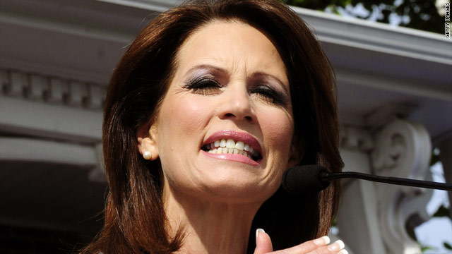 Bachmann won't commit to 'Cut, Cap and Balance' pledge