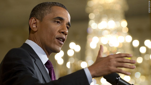 Obama pushes GOP on taxes in debt ceiling talks