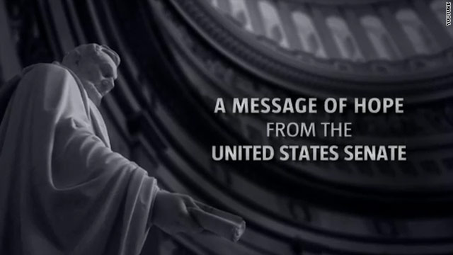 Democratic senators release video for &#039;It Gets Better&#039; campaign