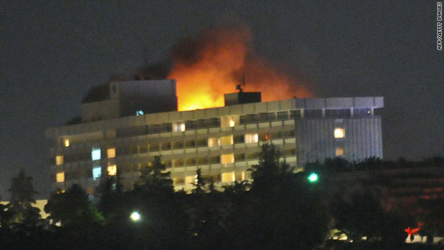 On the Radar: Kabul hotel attack, wildfire near nuclear lab, teens and drugs