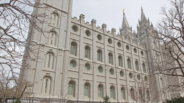 Mormon church reminds its leadership to steer clear of politics
