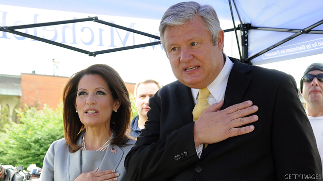Bachmann responds to Medicaid payout report