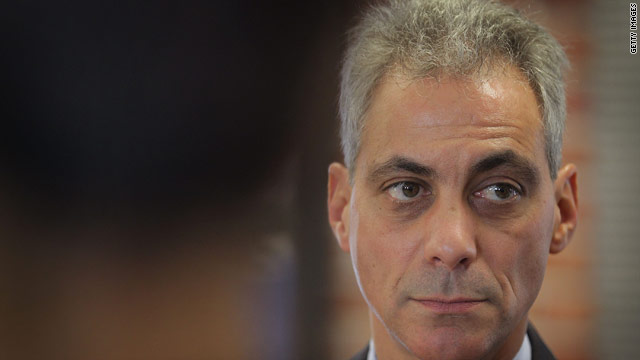 Emanuel hopes Illinois will follow New York in same-sex marriage legislation