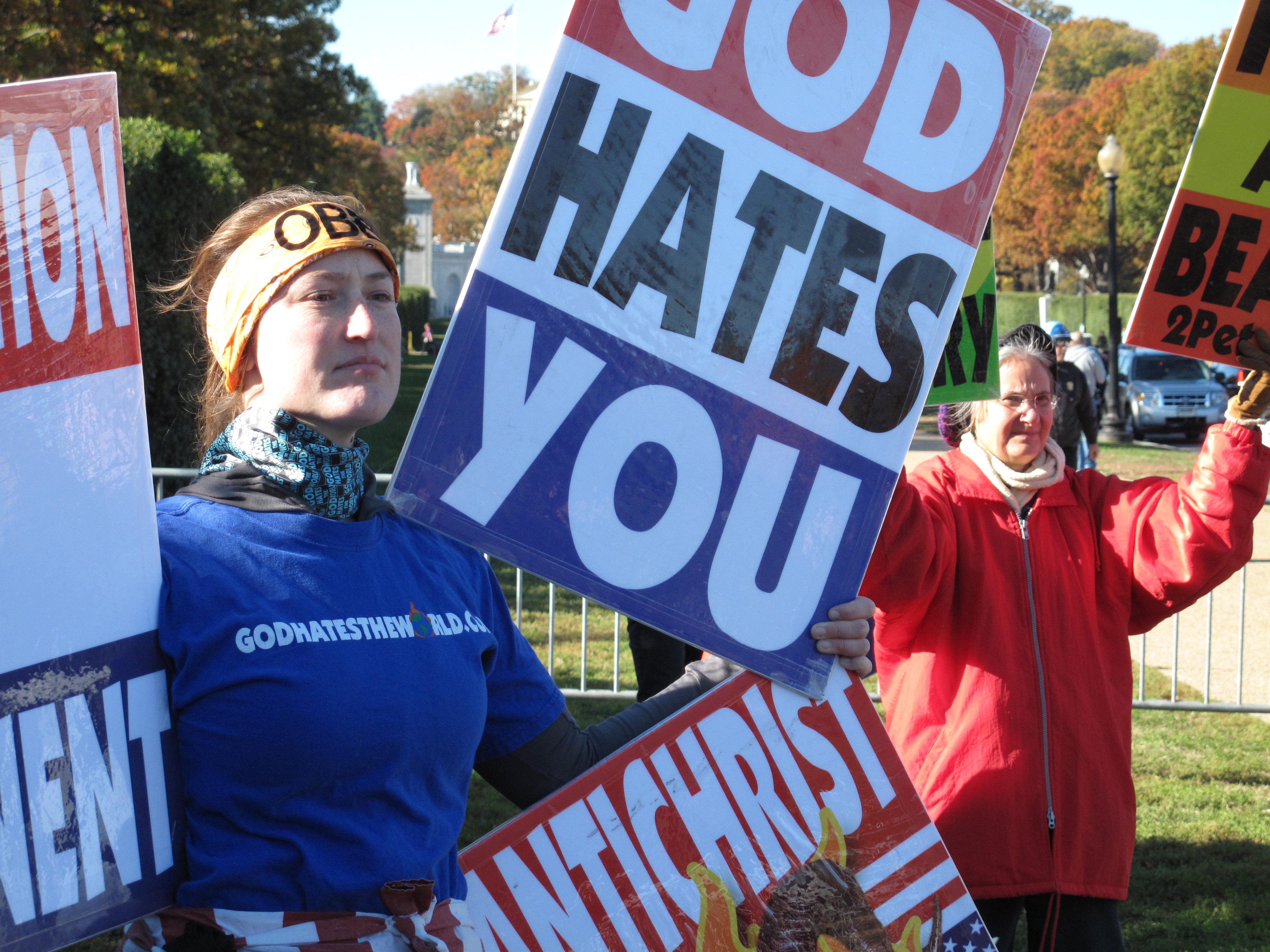 FBI and Westboro Baptist Church members participate in training sessions