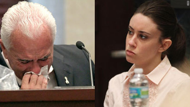 Defense rests case in Casey Anthony trial