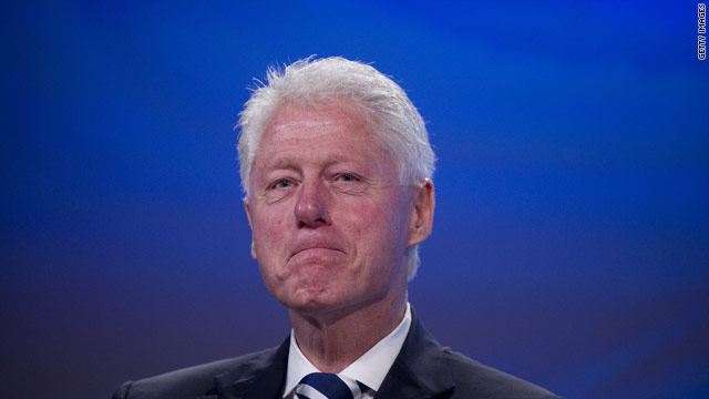 Blitzer&#039;s Blog: My interview with former President Bill Clinton