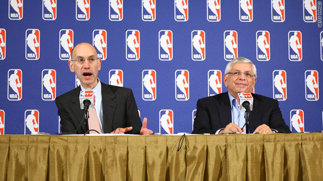 NBA talks fail to reach agreement; lockout expected at midnight
