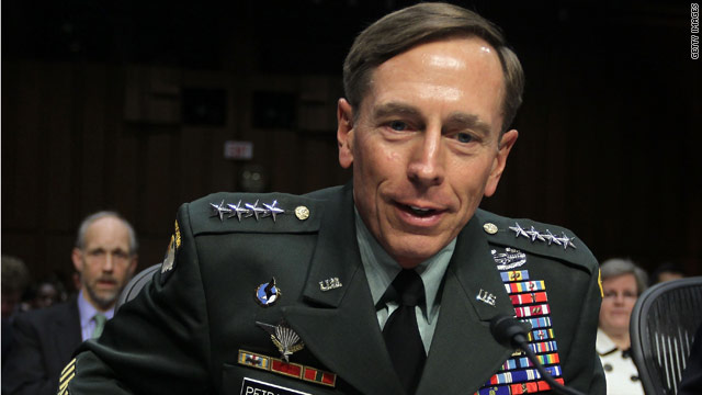 Petraeus in the hot seat on the Hill: Ex-CIA chief to testify about Benghazi attack