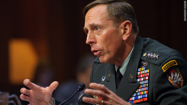 Petraeus confirmed as new CIA director