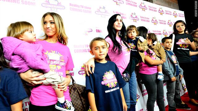 Nadya Suleman: Babies disgust me