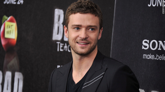 Justin Timberlake has a new job...at MySpace