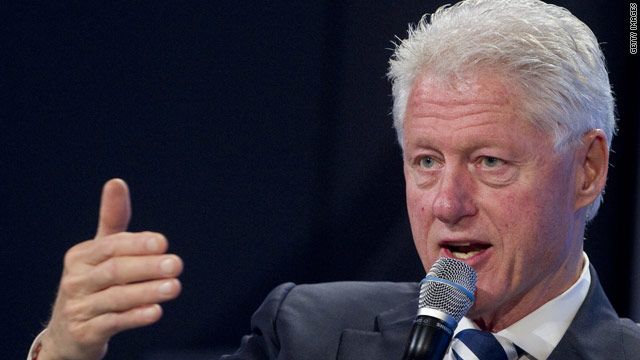 Blitzer's Blog: Bill Clinton on 'class warfare'