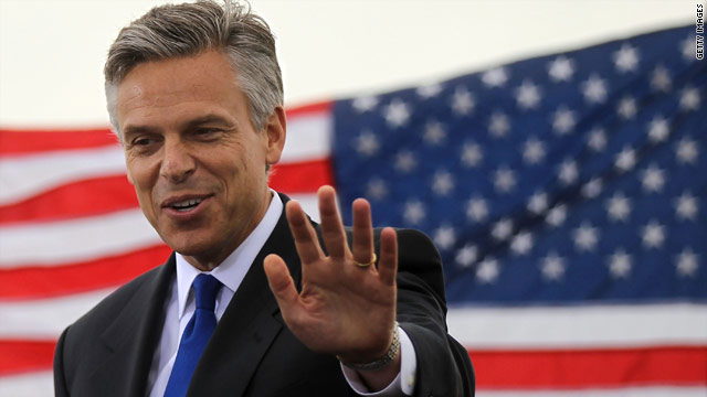 Huntsman chief outlines strategy in memo to donors