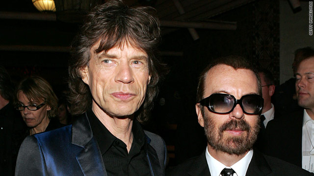 Mick Jagger's new supergroup is 'SuperHeavy'