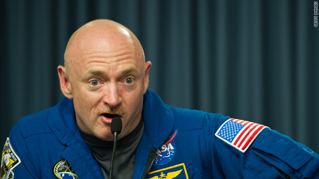 mike kelly astronaut - photo #1