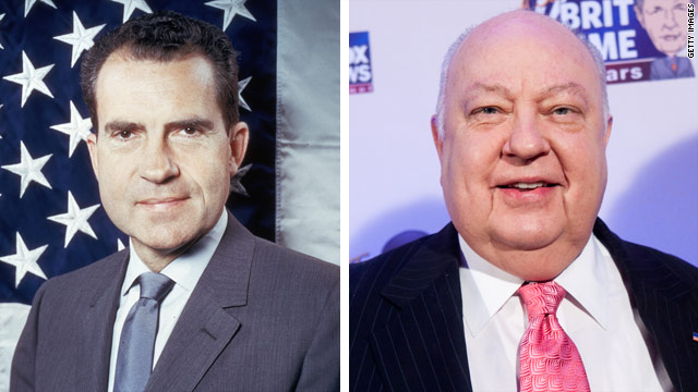 Ailes and Nixon
