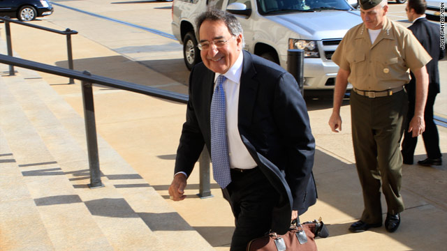 Panetta starts work as defense secretary