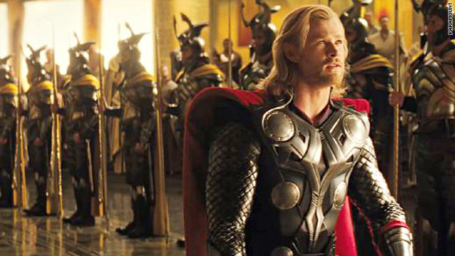 'Thor' gets a sequel, but no Branagh