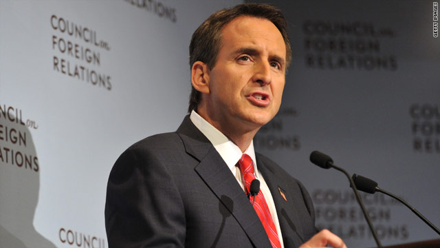 Pawlenty raised $4 million in second quarter