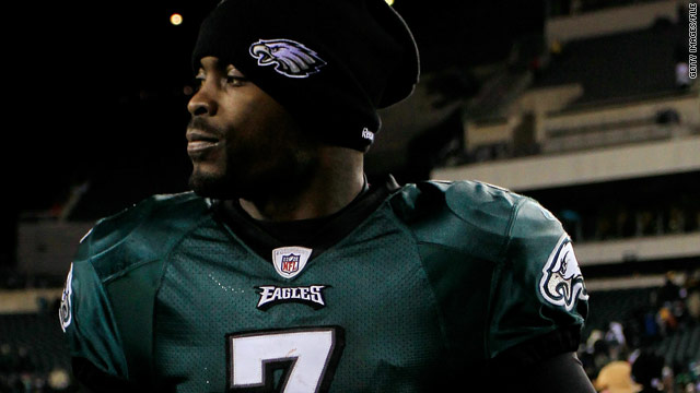 Overheard on CNN.com: Have Americans forgiven Michael Vick yet?