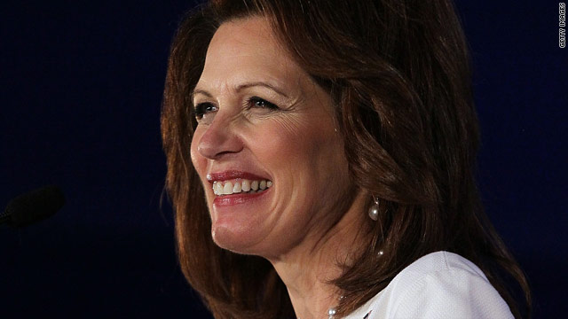 Bachmann: 'Life couldn't be better' in Iowa
