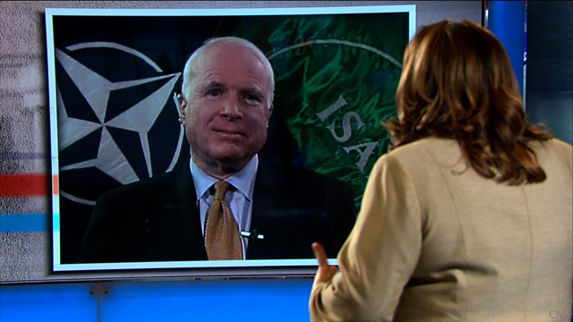 McCain: Americans 'don't want compromise'