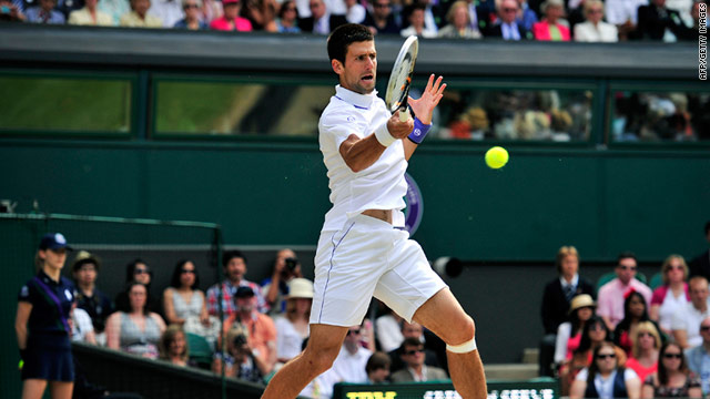 Novak Djokovic fully deserves his status as new Wimbledon champion and world number one.