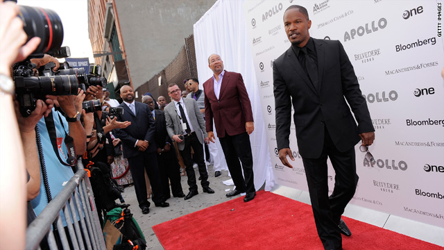 Jamie Foxx on 'Django': Should be amazing