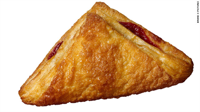 Breakfast Buffet: National apple turnover day