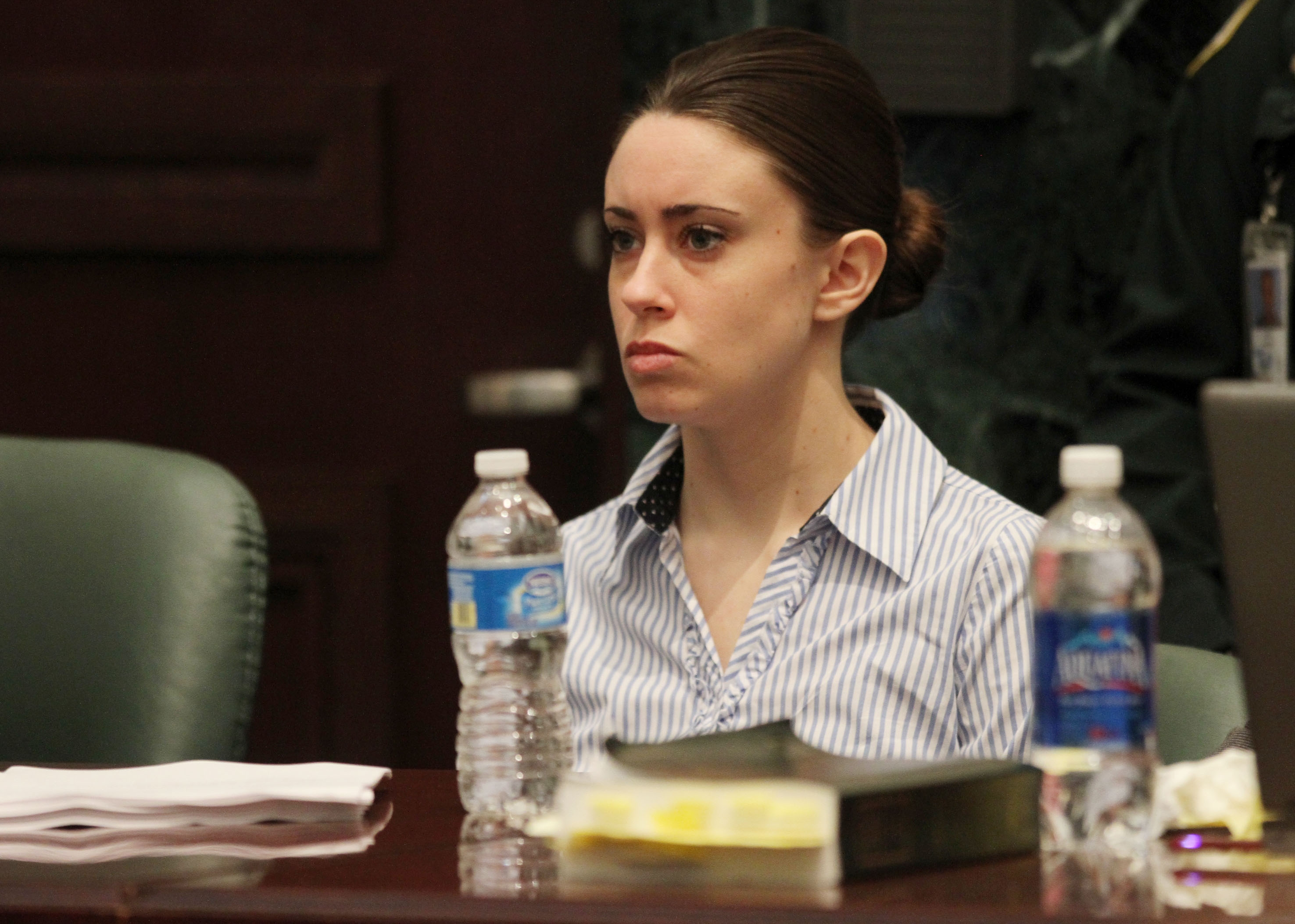 Need to Know News: Jurors continue deliberations in Casey Anthony trial; Indiana police to determine if body found in creek is missing student