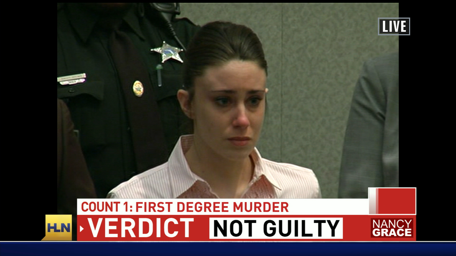 Casey Anthony verdict: HLN lineup