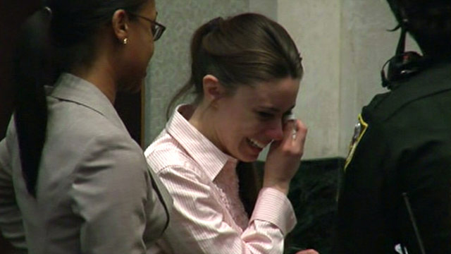 Casey Anthony Verdict - smile