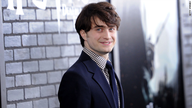 Daniel Radcliffe: I was reliant on alcohol