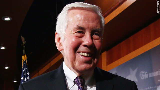 Lugar raises $900k for re-election campaign