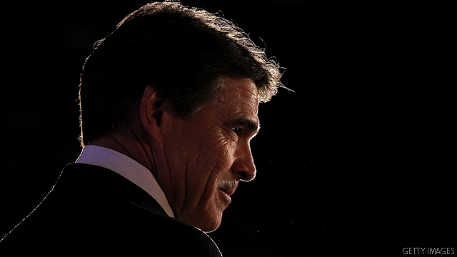 TIME: Behind the scenes, Christian right leaders rally behind Rick Perry