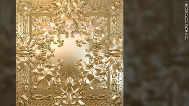 Jay-Z and Kanye's 'Watch the Throne' available for pre-order