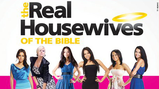 Evangelist produces Real Housewives of the Bible DVD