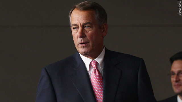 President Obama and Speaker Boehner's Not-so-secret meeting