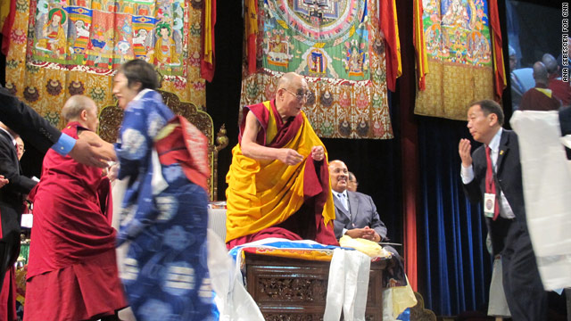Dalai Lama turns 76 in Washington, will meet with congressional leaders